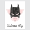 batman poster kinderkamer
