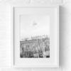 free zwart wit fotografie muurposter lijst