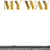 Myway poster tekst zwart wit fotografie muur detail