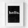 hello-muur