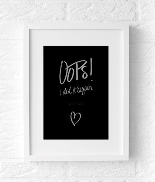 tekst-poster-zwartwit-valentijn-liefde-muur