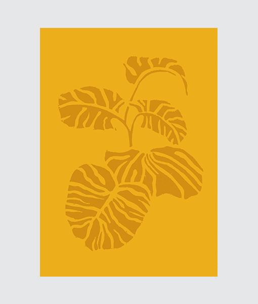 monstera-poster-botanische